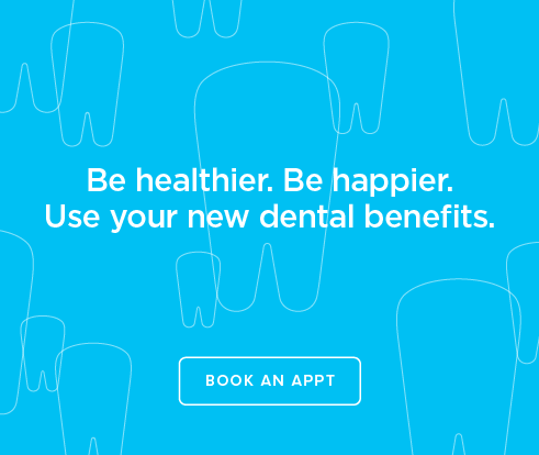 Be Heathier, Be Happier. Use your new dental benefits. - Pleasant Grove Dental Group and Orthodontics